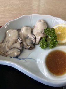 プリプリの岩牡蠣