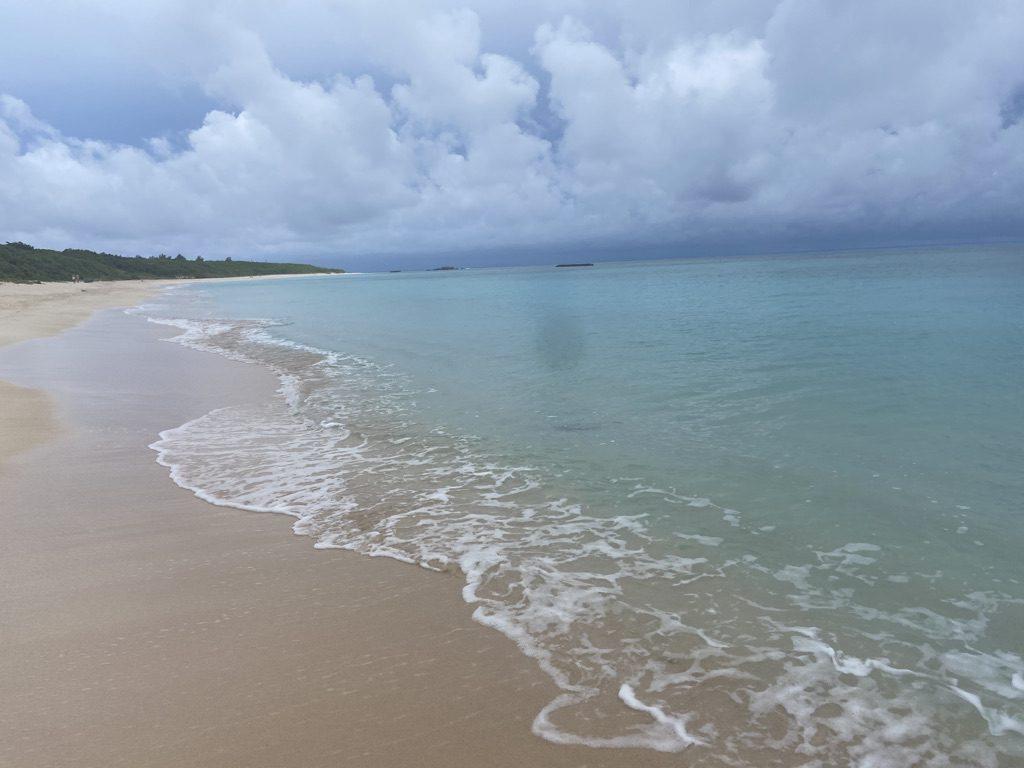 波照間ニノ浜ビーチ